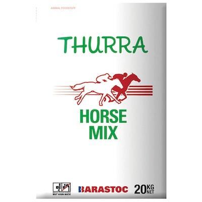 Barastoc Thurra Horse Mix Performance Race Horse Feed 20kg