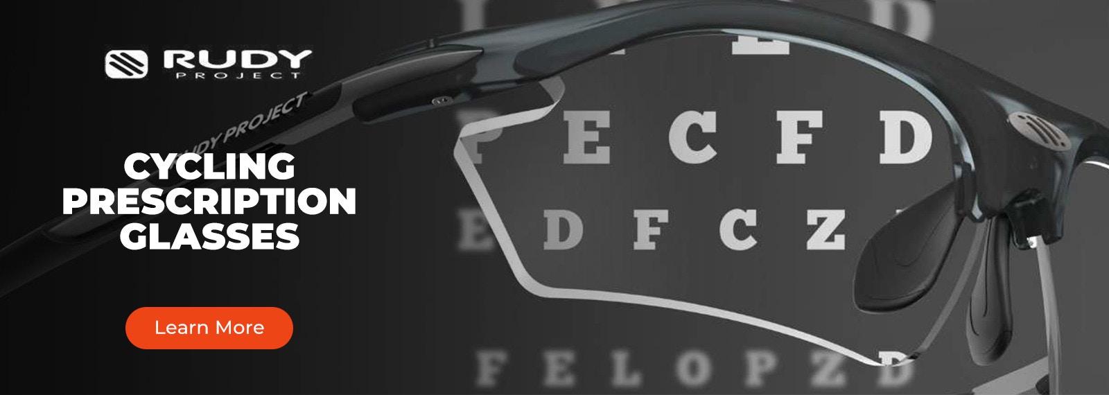 Rudy Project Prescription Cycling Glasses