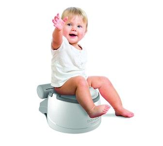 Clean Flush Potty