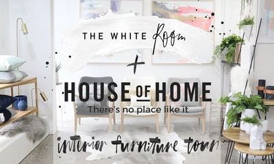 House of Home Furniture Shopping Tour