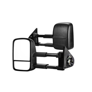 Pair Extendable Towing Mirrors For Toyota Hilux 2015