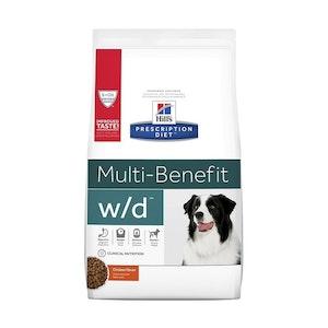 Hill's Prescription Diet Dog W/D Multi-Benefit