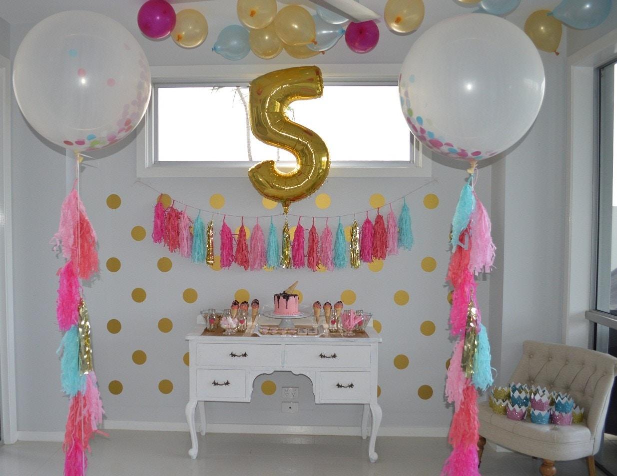 MIA'S 'STYLISH' 5TH BIRTHDAY
