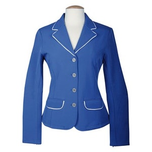 Harry's Horse Competition Jacket Softshell - St Tropez Cobalt