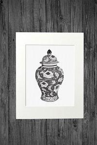 Ginger Jar Print