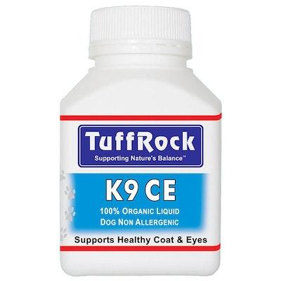Tuffrock K9 Ce Healthy Coat & Eyes Organic Liquid for Dogs 300ml