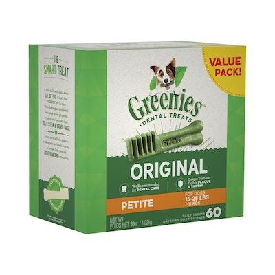 Greenies Original Value Pack Petite 1KG