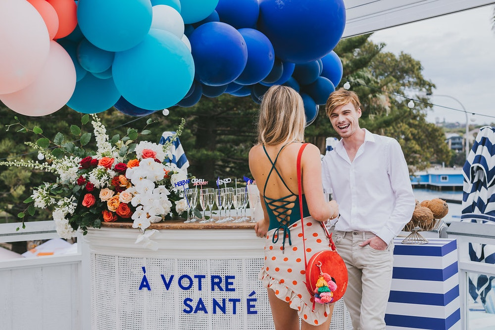 New South Wales Sydney Engagement Party