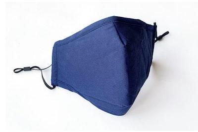 Bamboo Cotton - Reusable - Face Mask (Adjustable Ear loops)