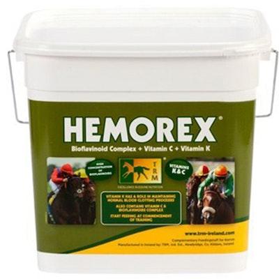 TRM Hemorex Powder Vitamin C Iron Horse Supplement 1.5 kg