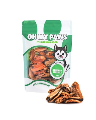 Oh My Paws Green Lipped Mussels