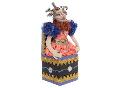 Bambole Designs JACLYN IN A BOX, Jester
