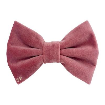 Swanky Paws Rose Dog Bow Tie