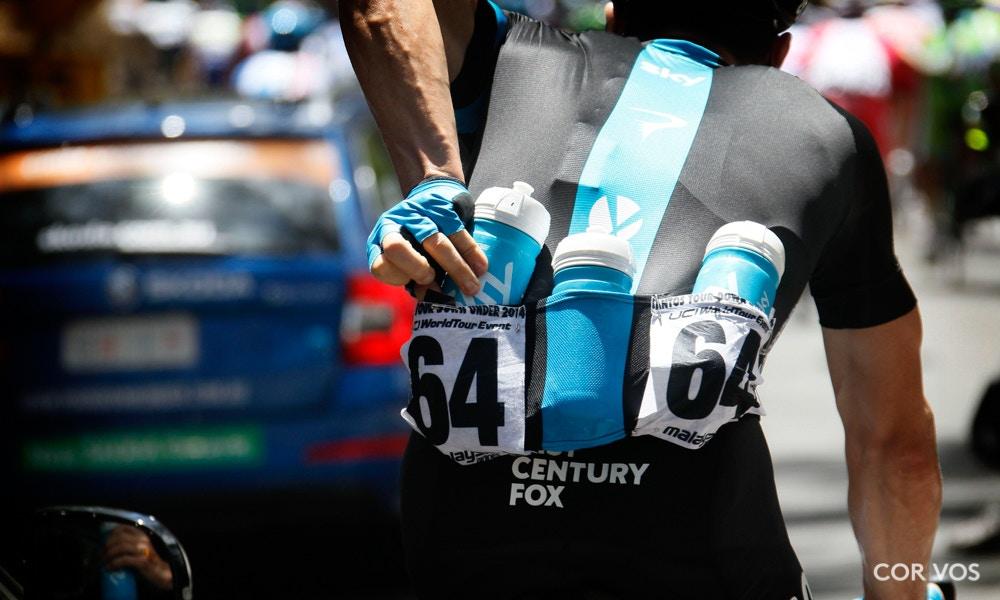 Team Sky's Nutrition Preparation for the Tour de France