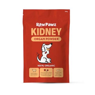 Raw Pawz Organic Grass Fed Beef Kidney Powder