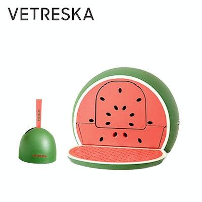 VETRESKA Fruity Cat Litter Box – WATERMELON