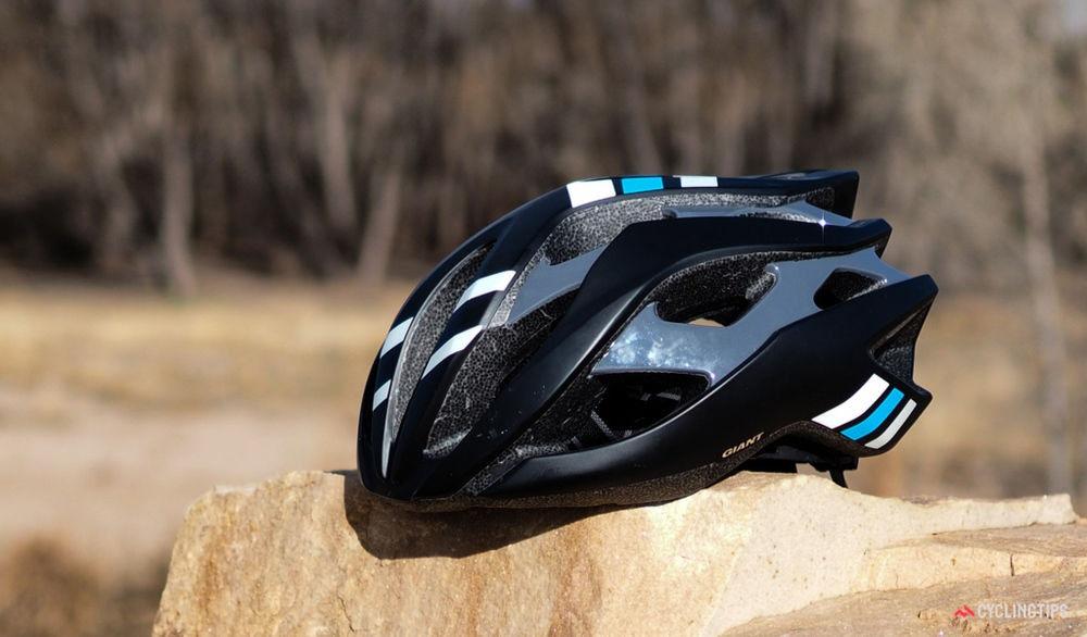 The New Giant Rev Helmet