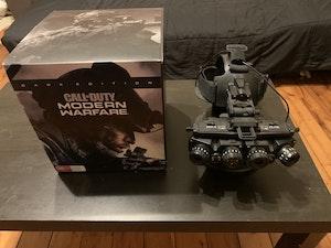 *ULTRA RARE* Call of Duty Modern Warfare Dark Edition PS4 in box