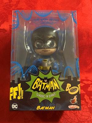 Batman (1966) - Batman Cosbaby - Hot Toys - New In Box