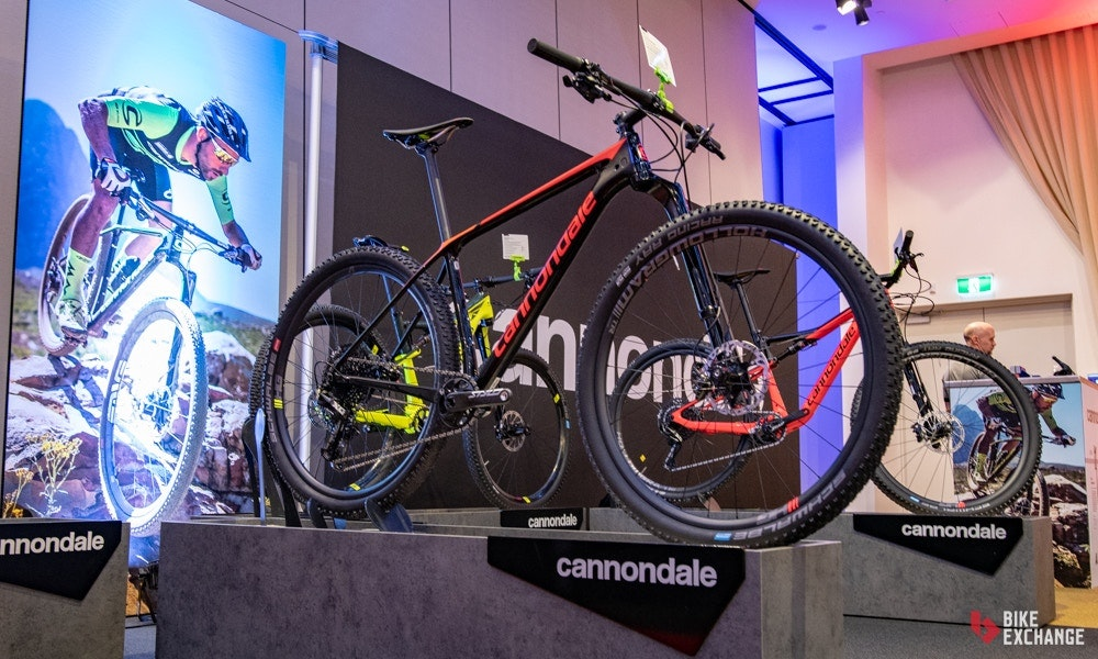 New 2019 Cannondale Bike Range Highlights 9872b21a1