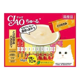 CIAO Chicken Variety (40pcs/pk)