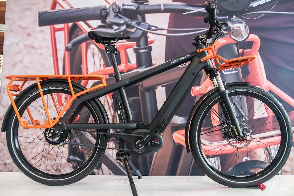 riese m ller 2019 alle neuheiten im detail bikeexchange. Black Bedroom Furniture Sets. Home Design Ideas