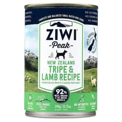 ZiwiPeak Daily Dog Cuisine Tripe & Lamb Wet Dog Food 390G