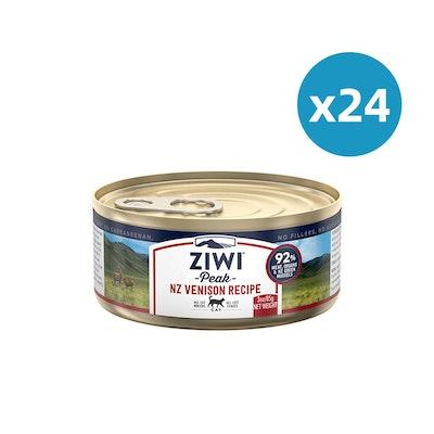 ZiwiPeak ZIWI Peak Cat Venison Recipe Can 85G X 24