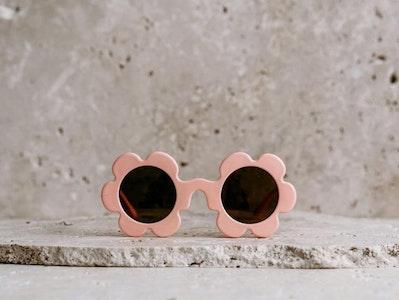 Daisy Sunglasses - Orange Fizz