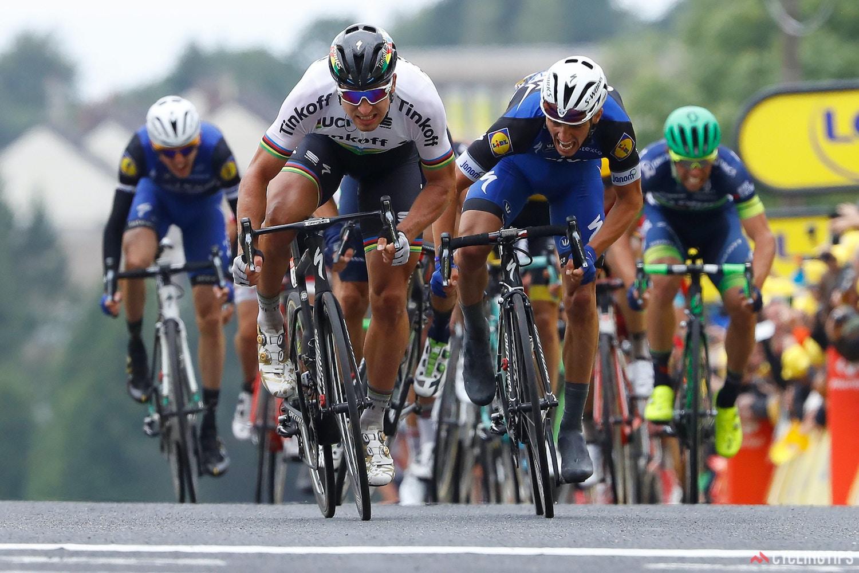 Die besten Bilder vom ersten Wochenende der Tour de France