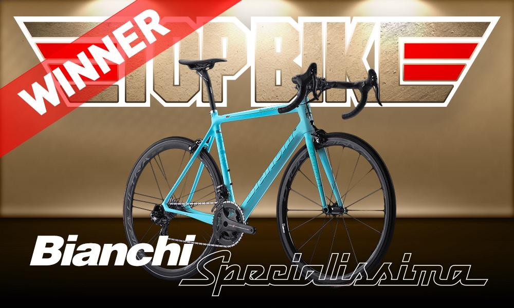 Top Bike Awards - Bianchi Specialissima