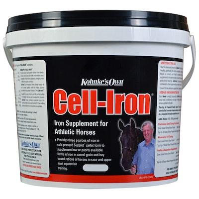 Kohnkes Own Own Cell Iron Horse Supplement - 3 Sizes