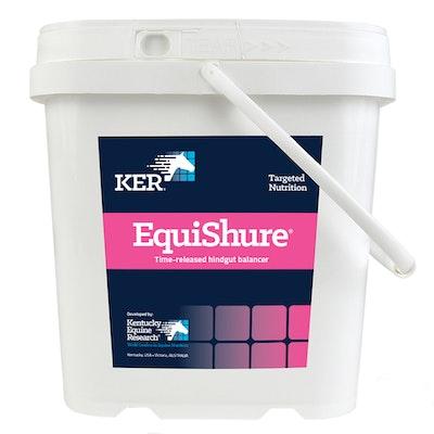 KENTUCKY EQUINE RESEARCH Ker Equishure Horse Pony Hindgut Balancer - 3 Sizes