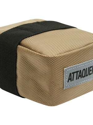 Attaquer All Day Saddle Bag Tan