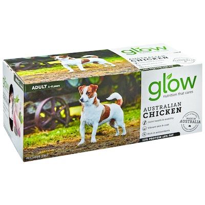 GLOW Raw Adult Australian Chicken 2.72kg