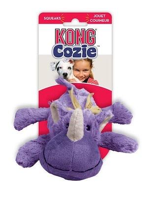 KONG Cozie Rosie Rhino