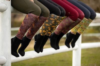 Lemieux Footsie Socks Adults