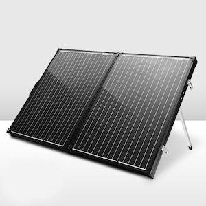 12V 160W Super Lightweight Folding Solar Panel Kit