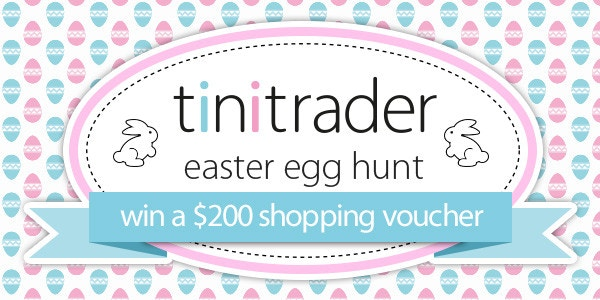 The winner of our $200 Easter shopping voucher is...