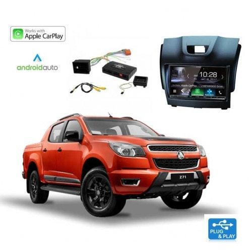 Holden Colorado MyLink Complete Car Stereo Upgrade 2012 – 2017 – Kenwood  DDX9017DABS