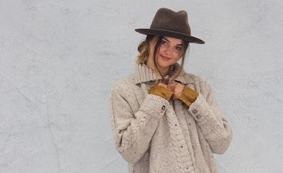 Signatur Knitting Kit Penny Jacket
