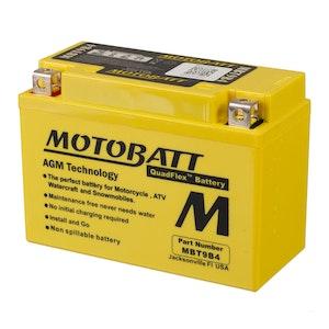 MBT9B-4 MotoBatt Quadflex 12V Battery