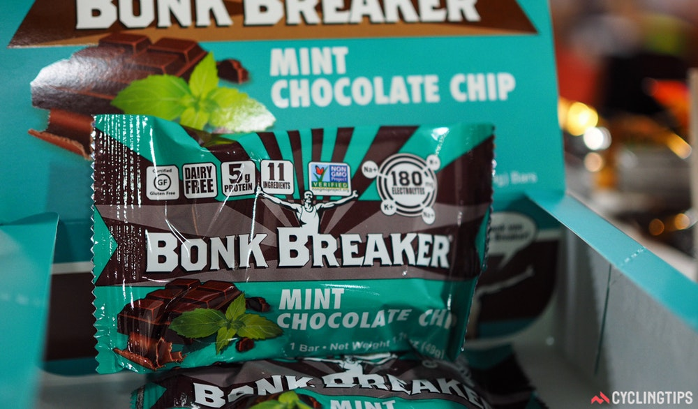 bonk breaker choc mint InterBike 2016 CyclingTips 43077  1