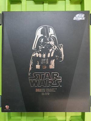 Star Wars Egg Attack EA-010 Episode V ESB Darth Vader Figure Beast Kingdom