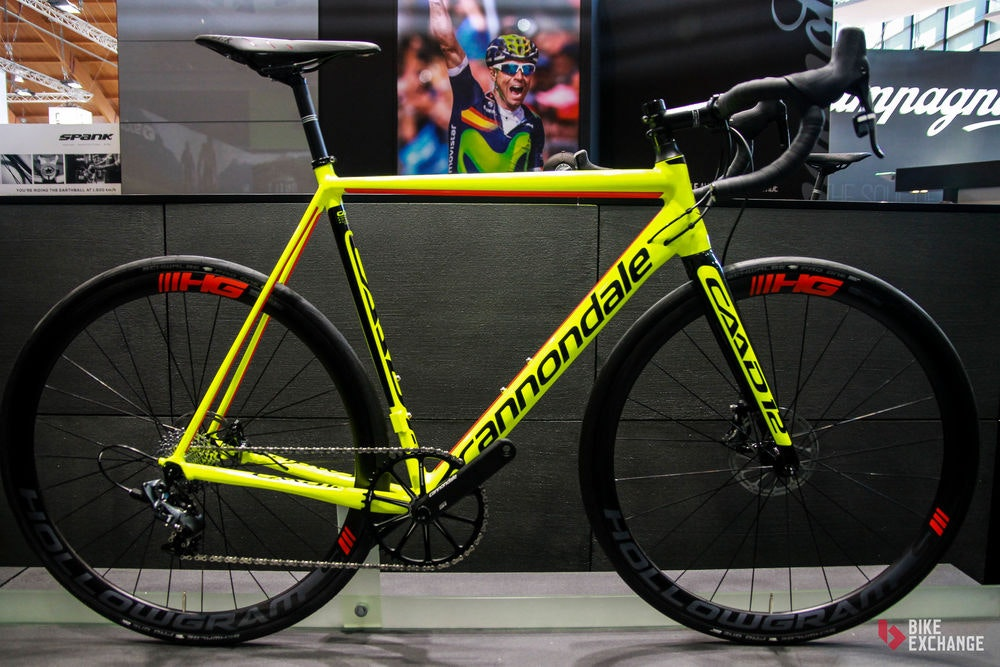 fullpage Cannondale CAAD12 Eurobike2016
