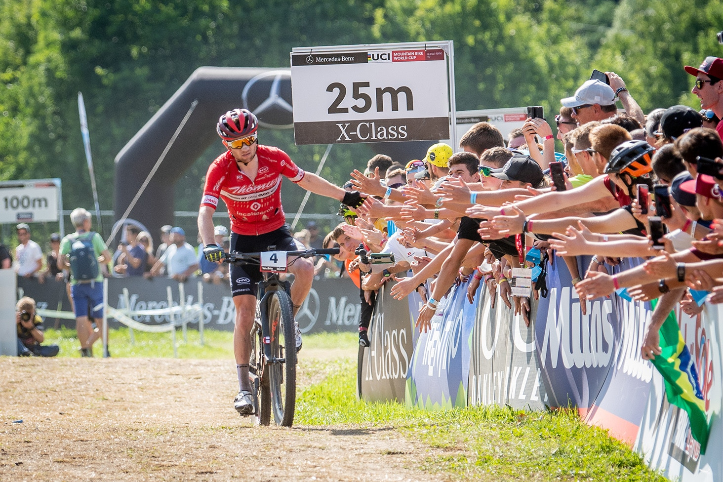 VAL DI SOLE: NORTHWAVE WINS WITH FLÜCKIGER