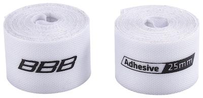 Rimtape Hp Adhesive 25Mm X 200Cm 2Pcs White