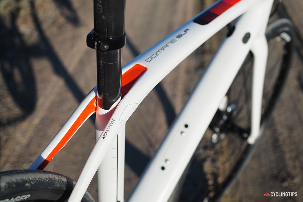 fullpage Trek Domane SLR IsoSpeed rear