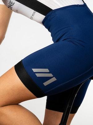 Twenty One Cycling Factory Midweight culotte - Navy - Women