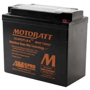 MBTX20UHD MotoBatt Quadflex 12V Battery